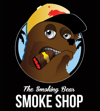 The Smoking Bear